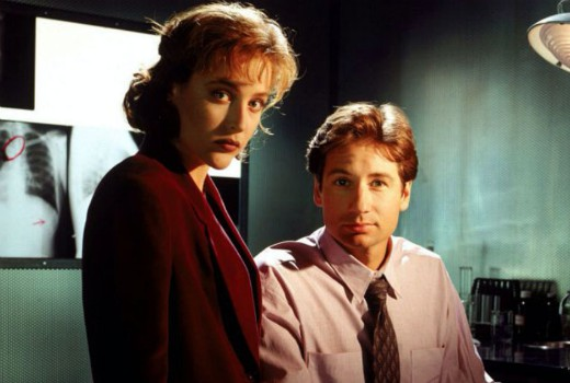 The X-Files in HD on SBS VICELAND