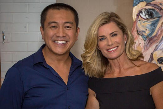 What Happens To Anh Do Portraits After Filming