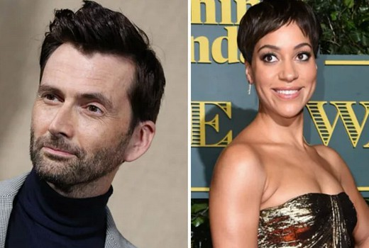 David Tennant Cush Jumbo Join UK Drama