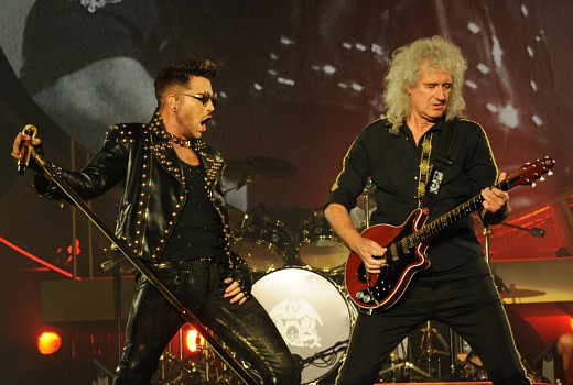 Airdate: The Show Must Go On: The Queen + Adam Lambert Story
