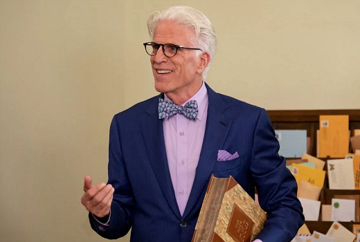 Returning: The Good Place