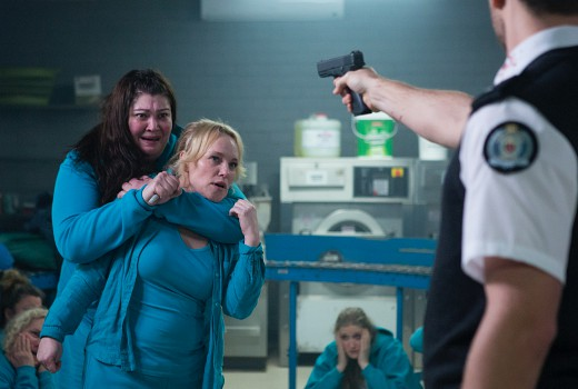 Wentworth to wrap with next 20 episodes