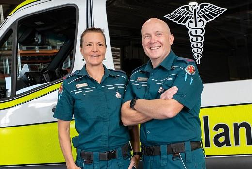 Returning: Ambulance Australia