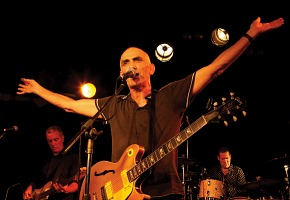 Paul Kelly - live in Melbourne_Corner Hotel
