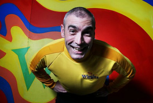 Yellow Wiggle Greg Page collapses at reunion