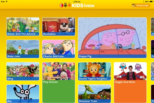 ABC Has Launched A New Free App For IPad KIDS Iview