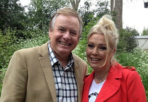 Kim wilde reports for better homes and gardens tv tonight Better homes and gardens tonight