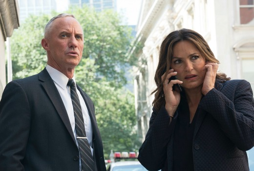"LAW & ORDER: SPECIAL VICTIMS UNIT -- ""Terrorized"" Episode 1801 -- Pictured: -- (Photo by: Peter Kramer/NBC)"