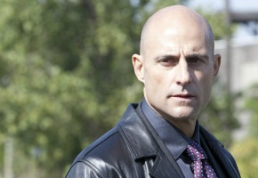 Mark Strong stars in Low Winter Sun on FX