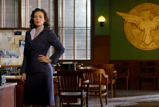 Marvel's Agent Carter - Hayley Atwell as Agent Peggy Carter 001