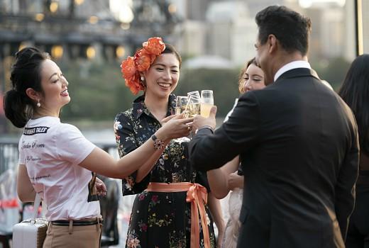 Sydney's Crazy Rich Asians: promo