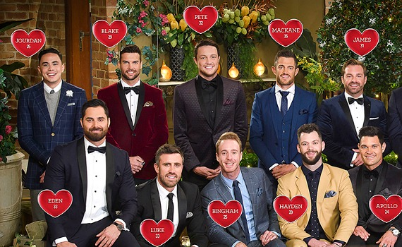 The Bachelorette 2017 Meet Guys