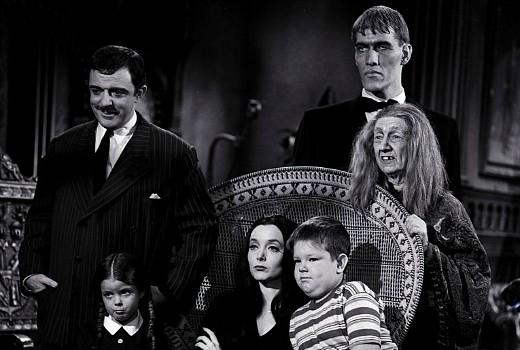 Tim Burton looks to Addams Family reboot