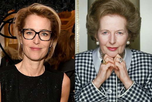 Gillian Anderson confirmed for The Crown
