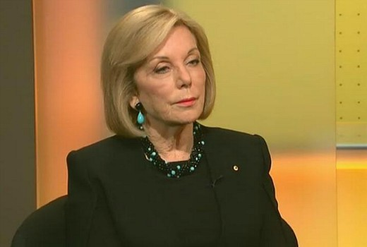 "Ita Buttrose: ""Don't be so sensitive, everybody."""