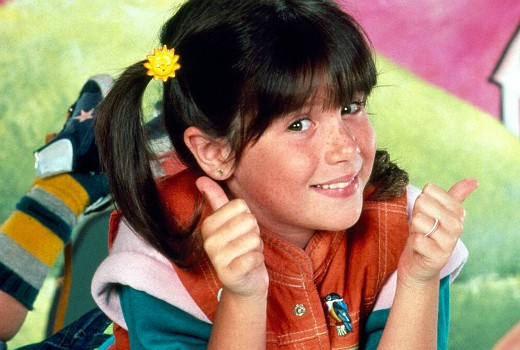 Punky Brewster the sequel