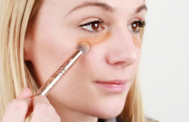 Step 2 how to apply concealer