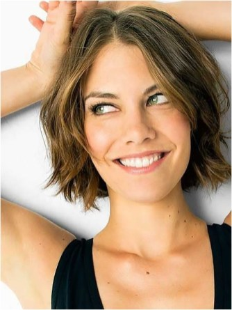 3 attractive short wavy hairstyles source the trendspotter.net