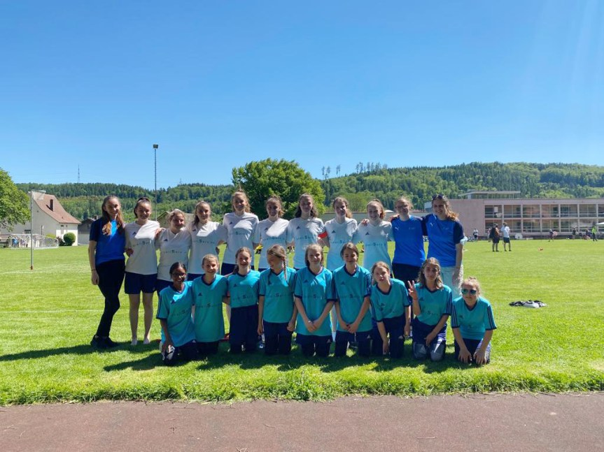 Korbball Jugend: Berner Meister U16 + Zweiter Platz U14