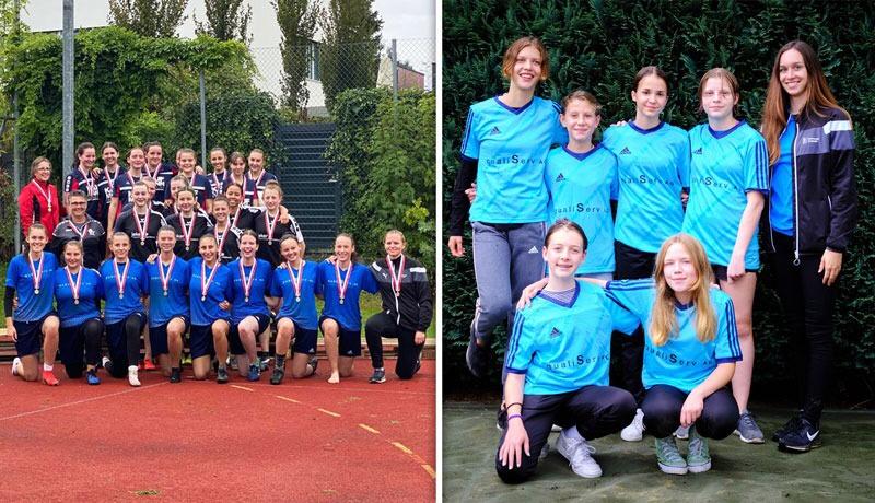 Korbball Jugend: Schweizermeisterschaft U14 & U16 – Bronze für die U16!
