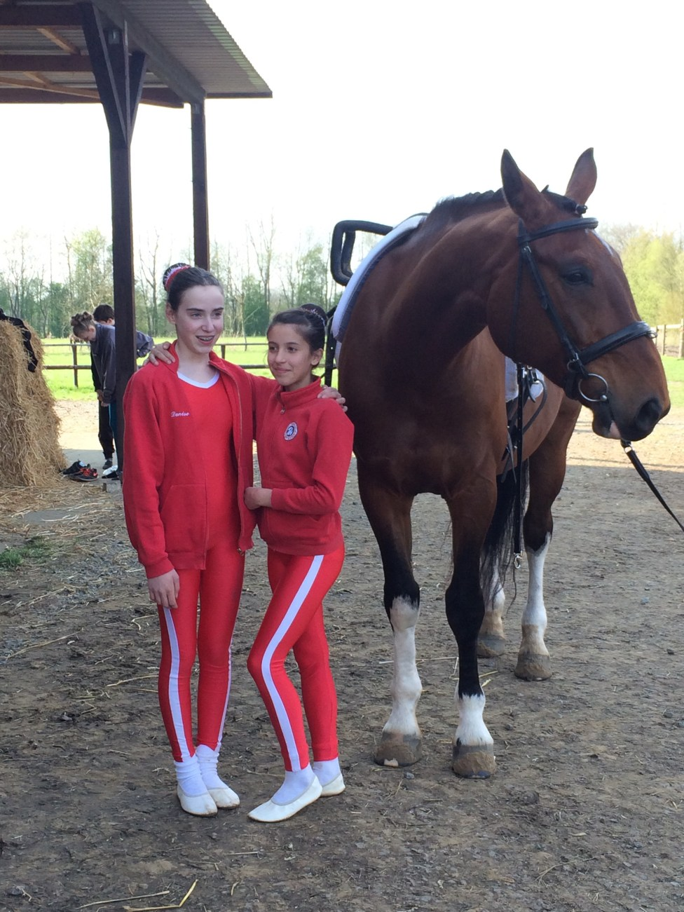 Denise und Chiara