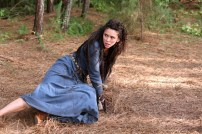 "The Originals -- ""Red Door"" -- Image Number: OG205a_0386.jpg -- Pictured: Nina Dobrev as Tatia -- Photo: Annette Brown/The CW"