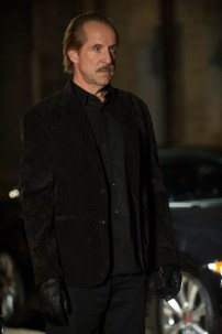 "THE BLACKLIST -- ""The Scimitar"" Episode 207 -- Pictured: Peter Stormare as Berlin -- (Photo by: Virginia Sherwood/NBC)"