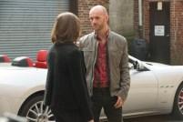 "THE BLACKLIST -- ""The Scimitar"" Episode 207 -- Pictured: (l-r) Megan Boone as Elizabeth Keen, Alban Merdani as Sevan Volkov -- (Photo by: Virginia Sherwood/NBC)"