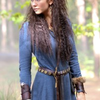 "The Originals -- ""Red Door"" -- Image Number: OG205a_0599.jpg -- Pictured: Nina Dobrev as Tatia -- Photo: Annette Brown/The CW"