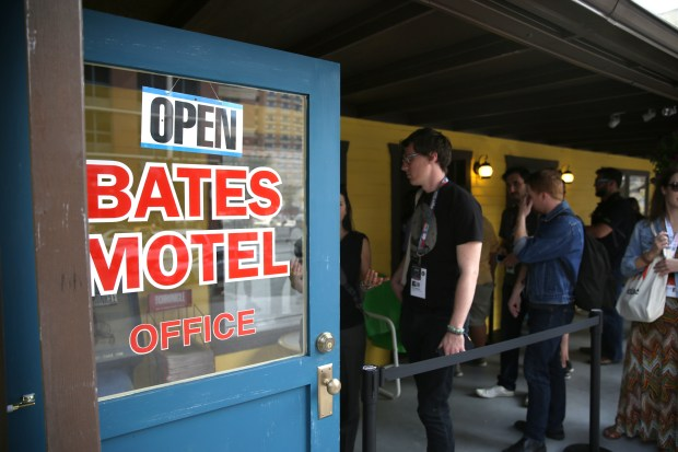 """A&E's """"Bates Motel"""" Open Its Doors at SXSW"""