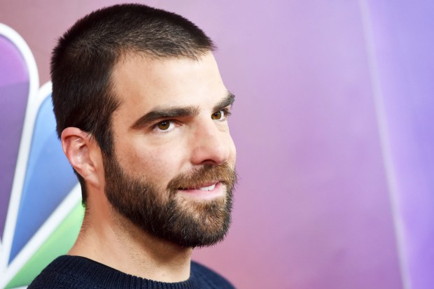 Zachary Quinto CHRIS PIZZELLO — Associated Press