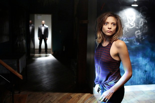 """FALLING WATER -- """"Pilot"""" -- Pictured: -- (Photo by: Giovanni Rufino/USA Network)"""