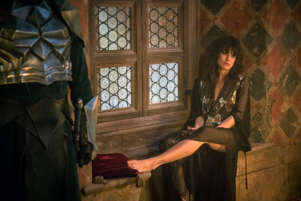 "EMERALD CITY -- ""The Beast Forever"" Episode 101-- Pictured: Ana Ularu as West -- (Photo by: David Lukacs/NBC)"
