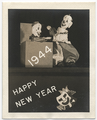 1944 New Year