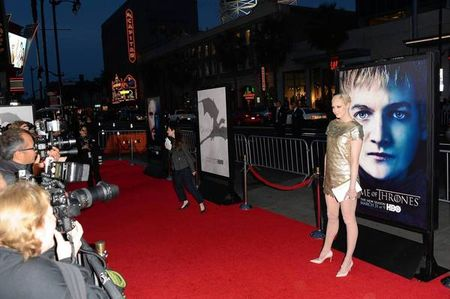 """Premiere Of HBO's """"Game Of Thrones"""" Season 3 - Arrivals"""