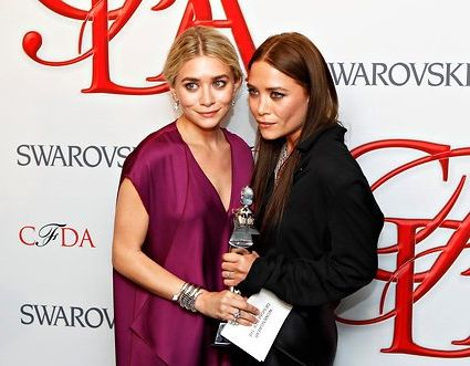"Writers! You too can win awards! Just like the Olsen Twins! Whaddaya mean, ""Who're the Olsen Twins?"""