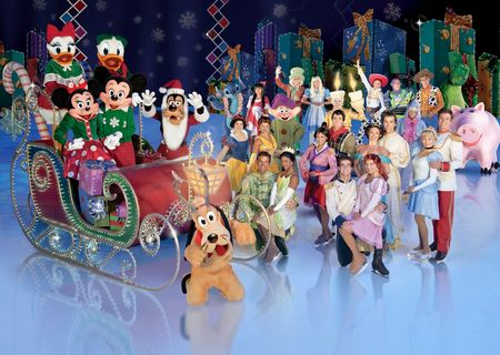 Disney on ice? But the studio's just chosen some hot writers. (Ouch, sorry.)