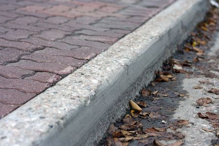 Yeppers, a real curb. Unless it isn't. Marty, whaddaya say?