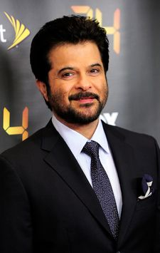 "NEW YORK - JANUARY 14: Actor Anil Kapoor attends the season premiere for the eighth season of the television series ""24"" at Jack H. Skirball Center for the Performing Arts on January 14, 2010 in New York, New York. (Photo by Jemal Countess/Getty Images)"