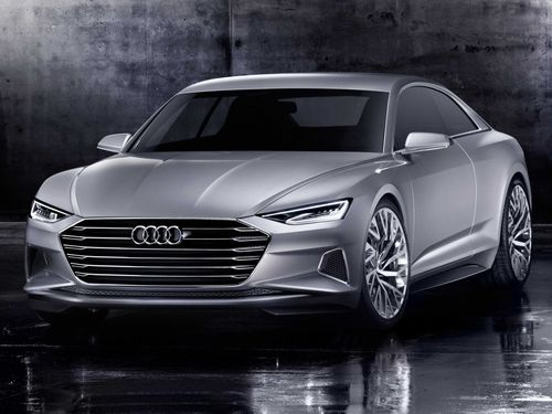This is the Audi Prologue. Cool Car, yeah?