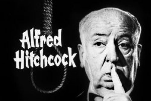 The Master of Suspense (and Comic Timing)