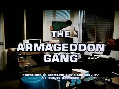 Ironside The Armageddon Gang-s