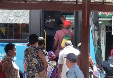 Nova Faol informa mudança de itinerário por duas semanas no Jardim Califórnia