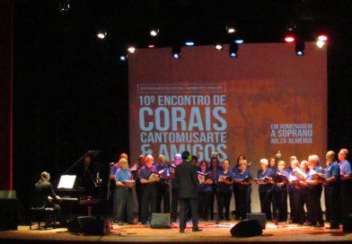 """11º Encontro de Corais """"Cantomusarte e amigos"""" começa nesta quinta-feira"""