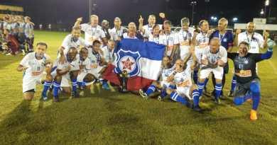 Frizão é campeão da Copa do Mundo de Futebol Amador