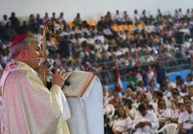 Papa Francisco atende ao pedido de renúncia de Dom Edney e nomeia Administrador Apostólico