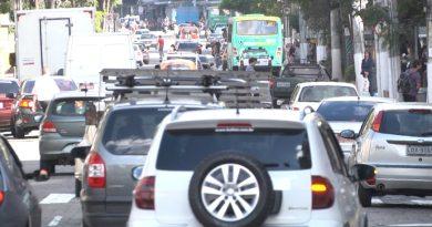 Operação lei seca e blitz marcam o trânsito friburguense durante o fim de semana