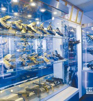 工藝一流 台玩具槍製造冠全球