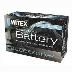 Mitex Battery Packs