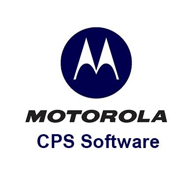 Motorola Programming Software CPS2